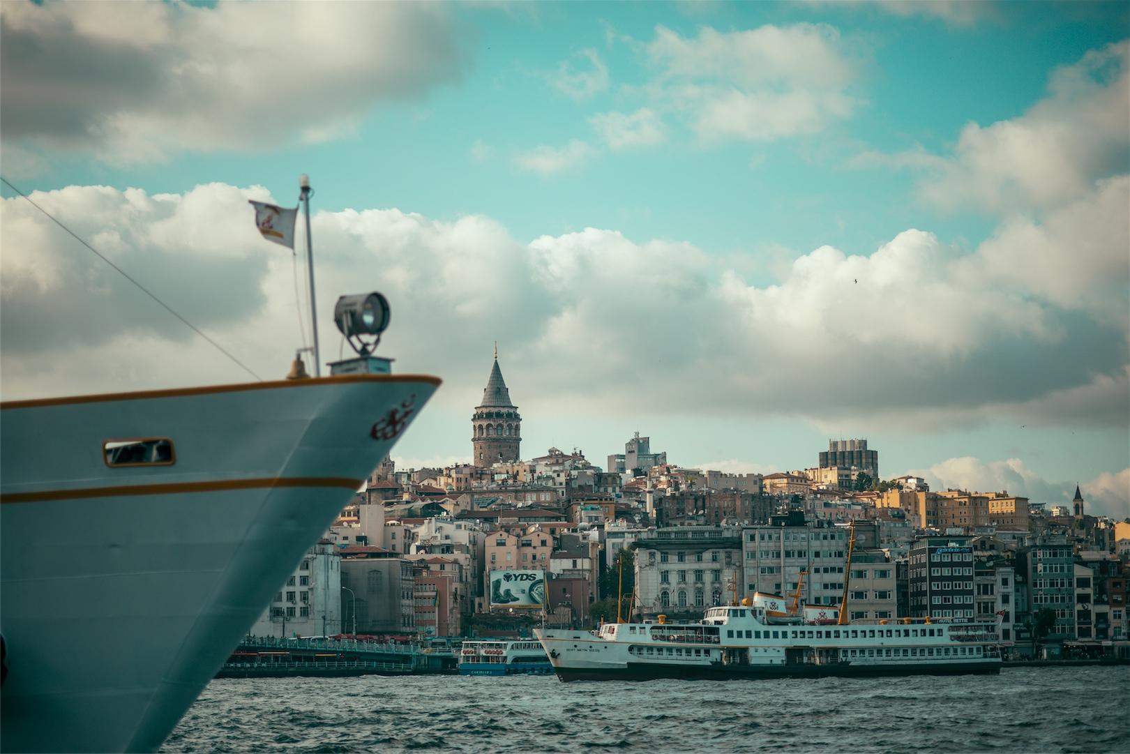 istanbul şehir hatları