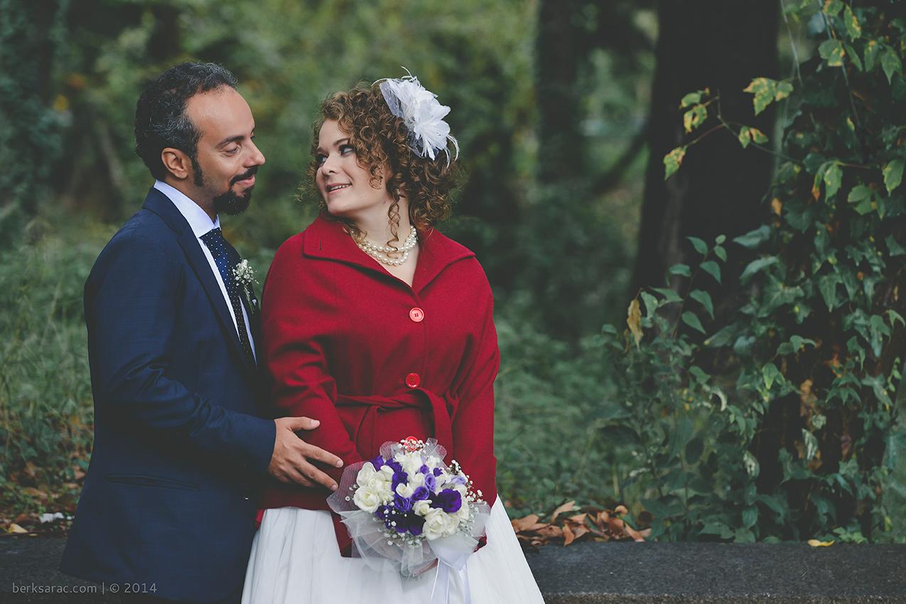 Adile Sultan Kasrı Düğün Fotoğrafı Çekimi  Bilge & Ertuğ