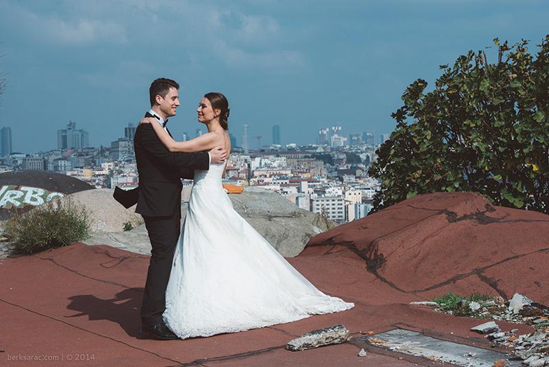 İstanbul Düğün Fotoğrafları