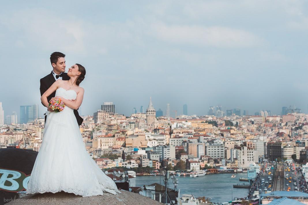 Eski İstanbul Düğün Fotoğrafları