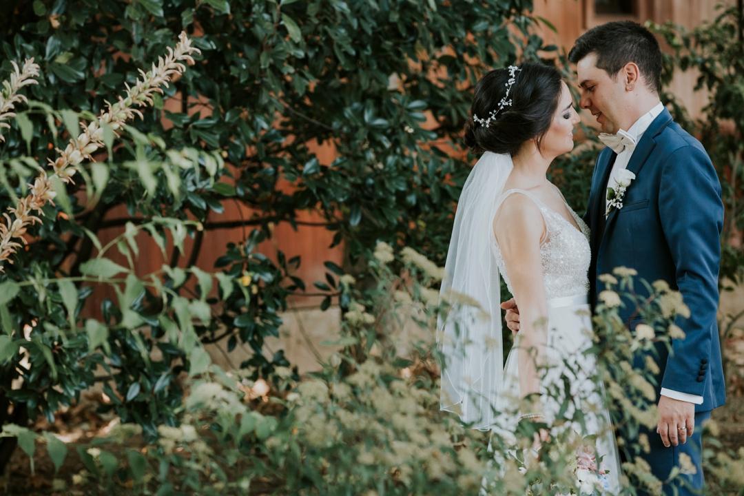Japon Bahçesi Düğün Fotoğrafları
