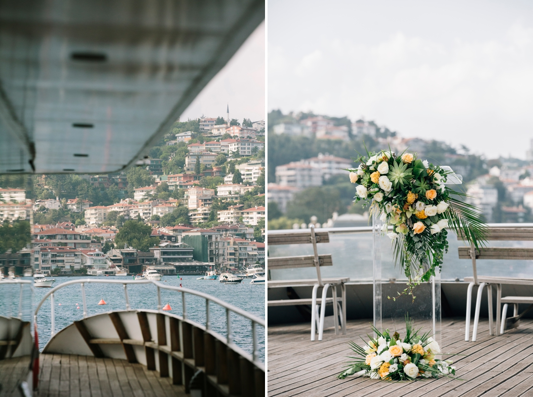 İstanbul Tekne Düğünü