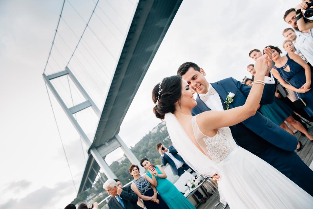 istanbul tekne düğünü