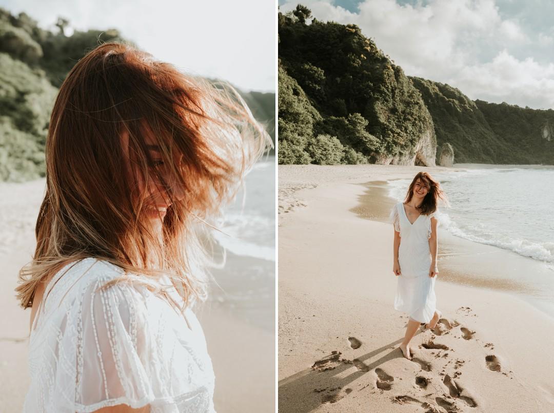 sahilde düğün fotoğrafları